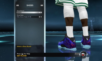 How To Unlock Shoes On 2k13
