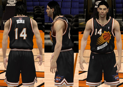 Away Jersey Patches - NBASky.com - NBA 2K14 Patches, NBA 2K14 Rosters