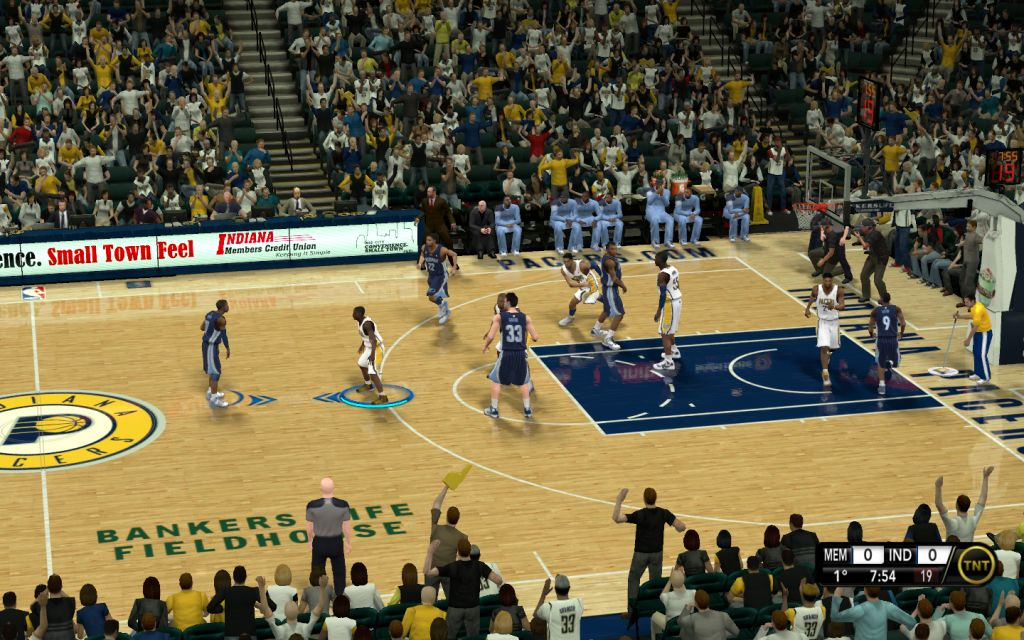 NBA 2K12 TNT Mode Full Patch Download