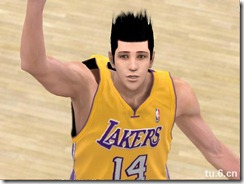 Akira Sendoh Patches for NBA 2K10