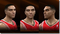 Kevin Martin Cyberface Patches for NBA 2K10