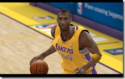 Kobe Bryant Fixed 3D Model Patches for NBA 2K10