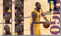 Kobe Bryant Updates V2 for NBA 2K10