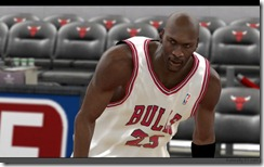 Michael Jordan (4 Versions) Patches for NBA 2K10