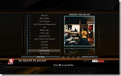 NBA 2K10 Beats PlayList
