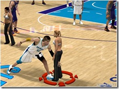 NBA 2K10 Funny Screenshots