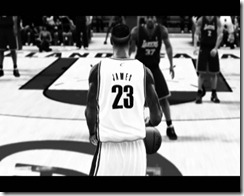 NBA 2K10 LeBron James - More Than a Game