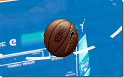 Nike Ball Patch for NBA 2K10