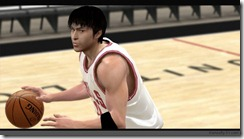 Real Rukawa Kaede for NBA 2K10 Previews