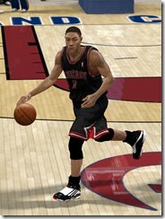 Real Shoes Patches for NBA 2K10