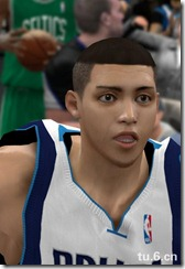 Sawakita Eiji Cyberface Patches for NBA 2K10