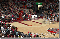 Shohoku Court Patches for NBA 2K9