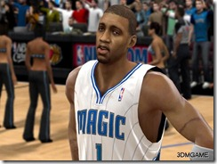 Tracy McGrady in Orlando Magic Patches
