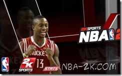 Von Wafer Startup Screens for NBA 2K9