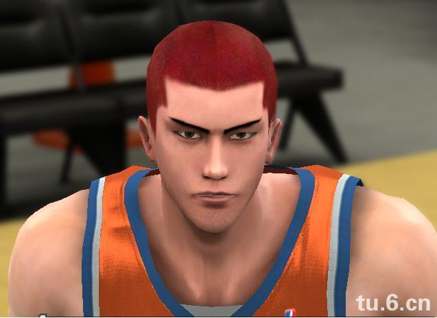 Hanamichi Sakuragi My Player Patches for NBA 2K11