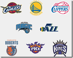NBA 2K10 2010-11 Team Logos Patches
