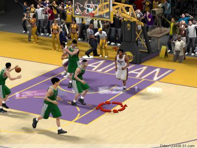 Kainan Court Patches for NBA 2K9